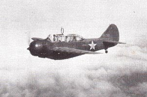 115th Observation Squadron patrolling Pacific