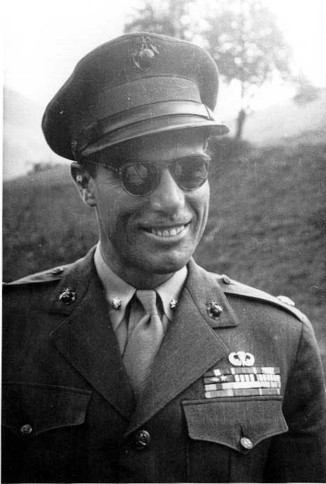 Major Ortiz on or about 8 August 1944.